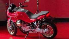 Moto Guzzi: una sport touring con motore V90 in arrivo