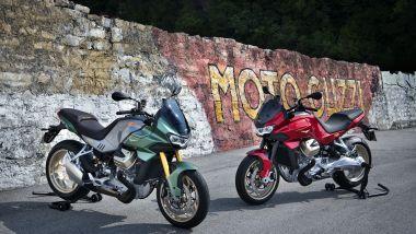 Moto Guzzi V100: la vedremo a EICMA 2021