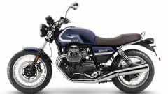 Nuova Moto Guzzi V7 2021: cilindrata aumentata e più tecnologia. Le foto - Immagine: 9