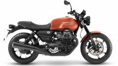 Nuova Moto Guzzi V7 2021: cilindrata aumentata e più tecnologia. Le foto - Immagine: 13