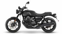 Nuova Moto Guzzi V7 2021: cilindrata aumentata e più tecnologia. Le foto - Immagine: 19