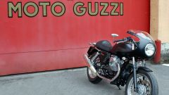 Moto Guzzi V7 Café Racer - Immagine: 8
