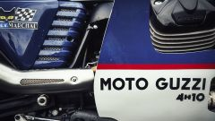 Moto Guzzi V7 Endurance by 4h10