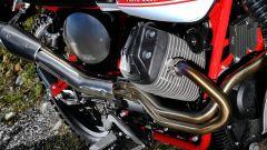 Moto Guzzi V7 II Stornello: la prova della serie speciale - Immagine: 14
