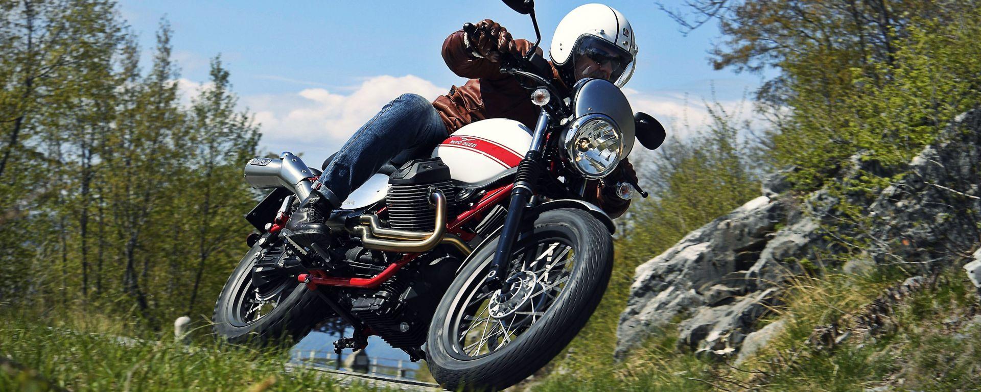 Moto Guzzi V7 II Stornello: la prova della serie speciale