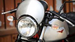 Moto Guzzi V7 III Racer: il cupolino