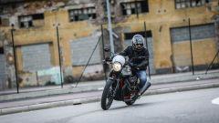 Moto Guzzi V7 III Racer: il test su strada