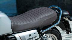 Moto Guzzi V7 III Special 2019: dettaglio della sella