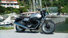 Moto Guzzi V7 III Special 2019: vista laterale destra