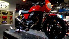 Moto Guzzi V7 III Stone, pronta per monomarca Fast Endurance 2019