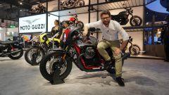 Moto Guzzi V7 III: due nuove serie speciali in video a Eicma - Immagine: 2
