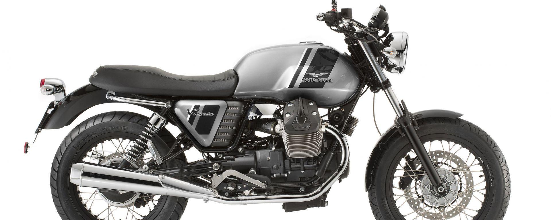 Moto Guzzi V7 MY 2014