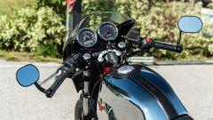 Moto Guzzi V7 Racer 10° Anniversario: la strumentazione