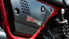 Moto Guzzi V7 Racer 10° Anniversario: molti i dettagli ricercati