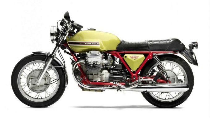 Moto Guzzi V7 Sport (1971)