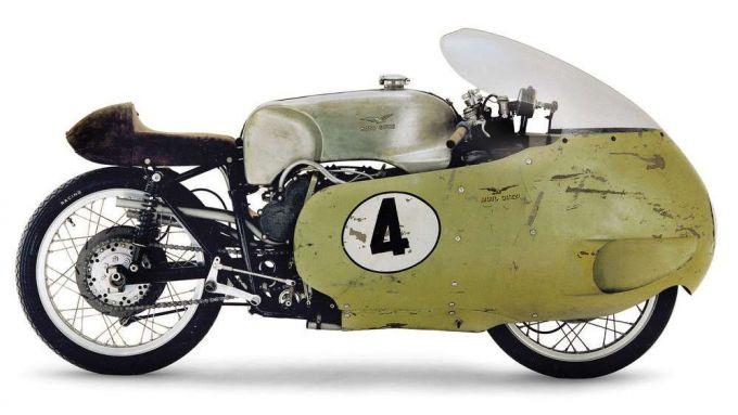 Moto Guzzi V8 500 G.P. (1955)
