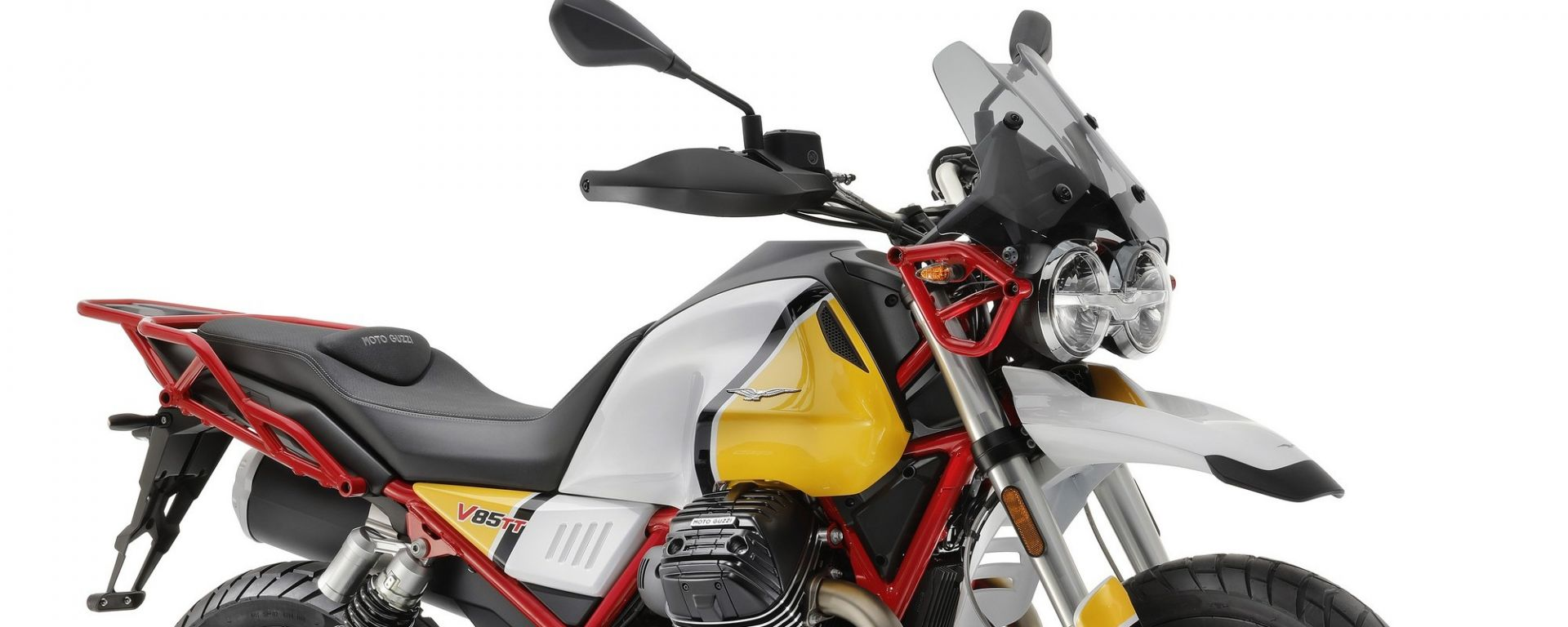 Moto Guzzi V85 TT: una Travel Enduro per Eicma 2018 [VIDEO]