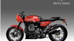 Moto Guzzi V85 Le Mans