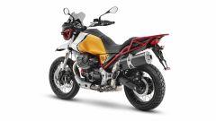 Moto Guzzi V85 TT 2021: il motore ha più coppia ai bassi e medi regimi