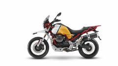 Moto Guzzi V85 TT 2021: nuove grafiche