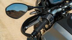 Moto Guzzi V85 TT, blocchetto elettrico sinistro