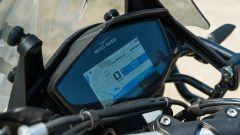 Moto Guzzi V85 TT, il quadro strumenti