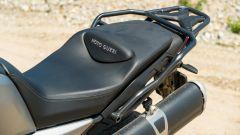 Moto Guzzi V85 TT, la sella