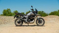 Moto Guzzi V85 TT: richiamo per la enduro di Mandello