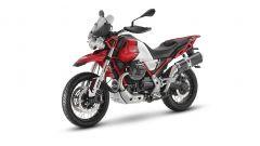 Moto Guzzi V85 TT 2021: ecco come cambia la Classic Enduro - Immagine: 11