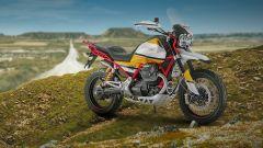 Moto Guzzi V85: foto e caratteristiche della nuova enduro italiana