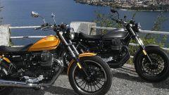 Moto Guzzi V9 Bobber e Roamer 2017 - Immagine: 1