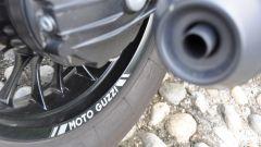 Moto Guzzi V9 Bobber, cerchio posteriore