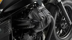 MOTO GUZZI V9 BOBBER Dettagli motore