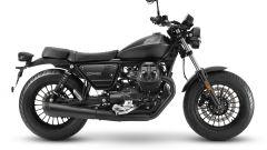 Moto Guzzi V9 Bobber e Roamer. Ecco come cambiano per il 2021 - Immagine: 5