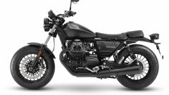 Moto Guzzi V9 Bobber e Roamer. Ecco come cambiano per il 2021 - Immagine: 6