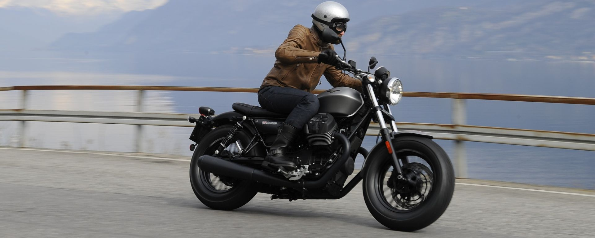 Moto Guzzi V9 Bobber e Roamer