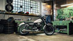 Moto Guzzi V9 Bobber e Roamer - Immagine: 22