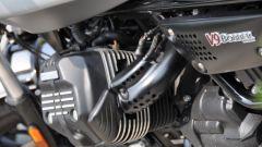 Moto Guzzi V9 Bobber, il motore