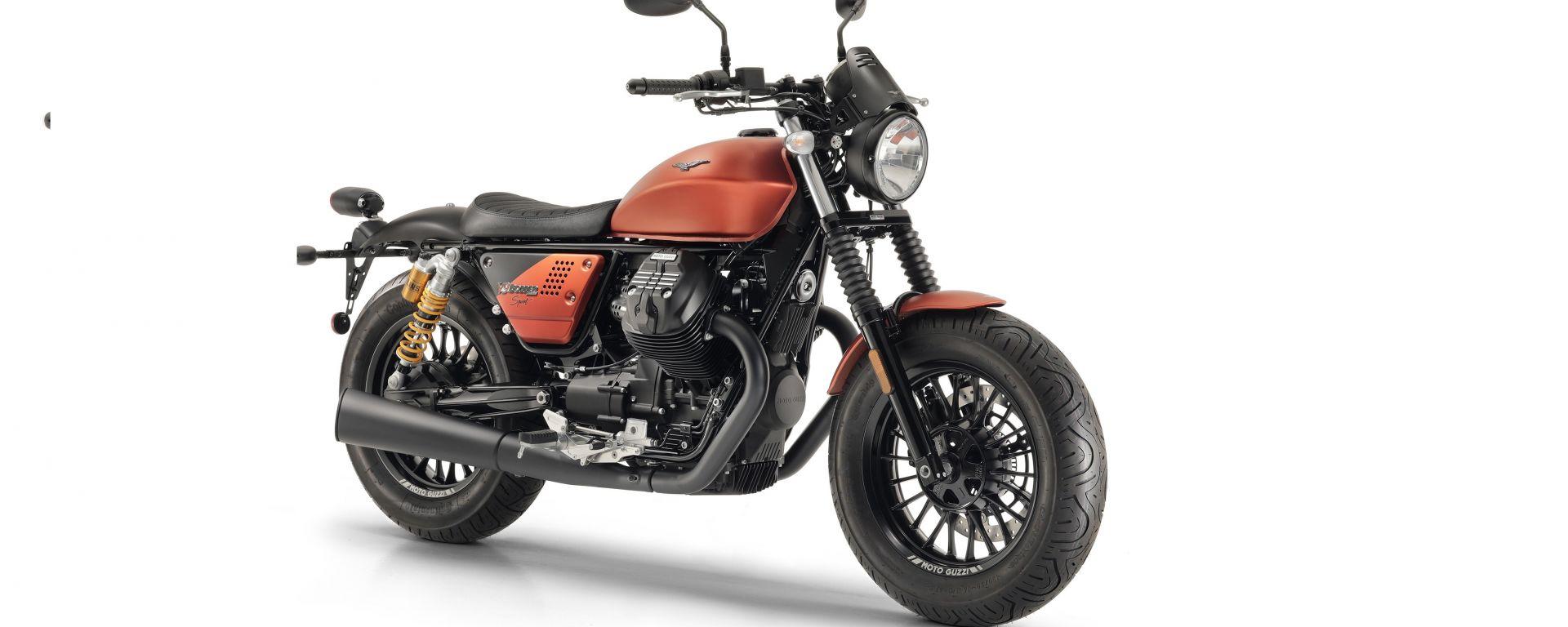 Moto Guzzi V9 Bobber Sport: tutti i dettagli da sapere