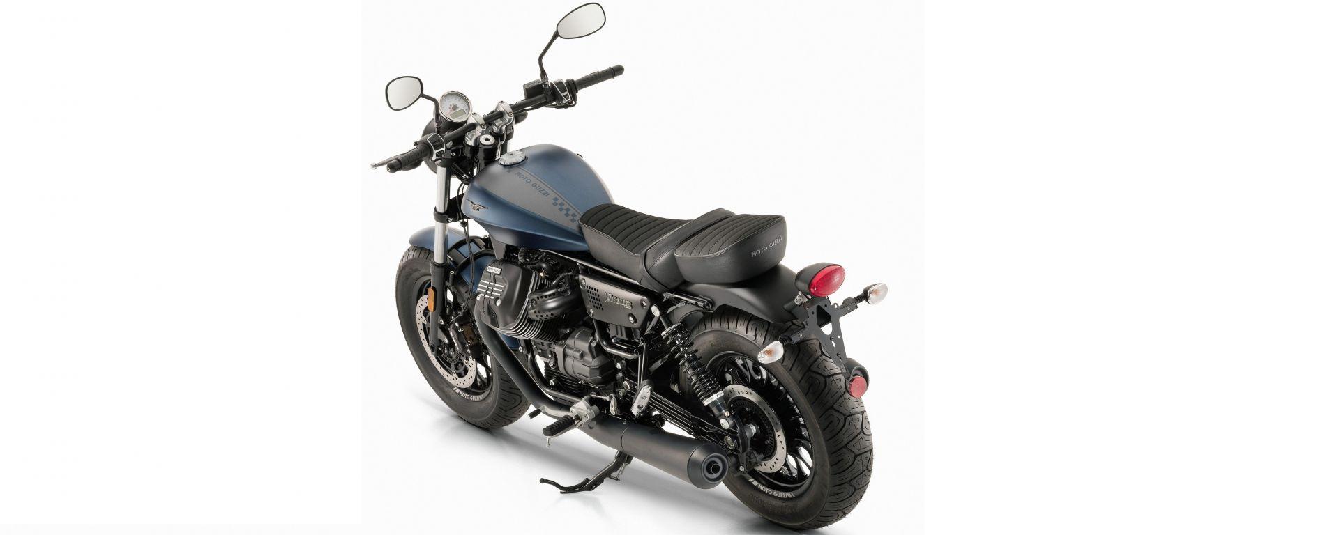 Moto Guzzi V9 MY 2018 Bobber