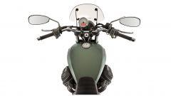 Moto Guzzi V9 MY 2018 Roamer - posto guida