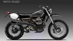 Moto Guzzi V9 Telluride: il mitico bicilindrico di Mandello rivisto in modalità Scrambler
