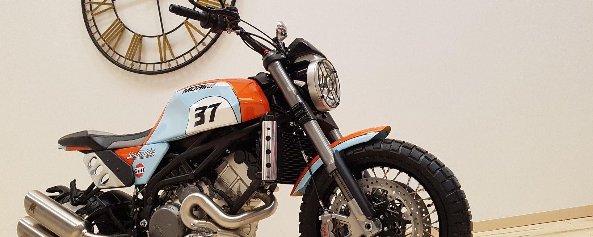 Moto Morini al MBE 2018: special, novità ed elettrico