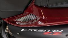 Moto Morini Corsaro 1200 ZZ, codino