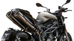 Moto Morini Corsaro ZT 3/4 posteriore