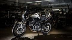 Moto Morini Corsaro ZT: caratteristiche, foto scheda tecnica, prestazioni