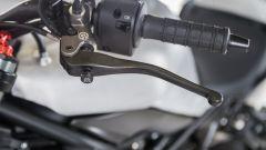 Moto Morini Corsaro80, leva frizione