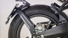 Moto Morini Corsaro80, ruota posteriore