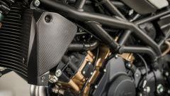 Moto Morini Corsaro80, telaio a traliccio