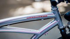 Moto Morini Limited E-Bike, logo sul telaio